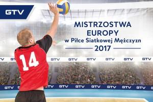 GTV został partnerem reklamowym siatkarskich Mistrzostw Europy