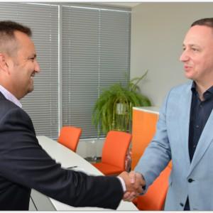 Spotkanie w sprawie zezwolenia dla firmy Porta KMI. Fot. WMSSE