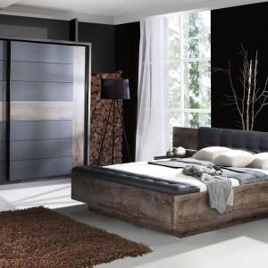Meble z kolekcji Recover sprawią, że sypialnia będzie przytulna i  nowoczesna. Fot. Salony Agata