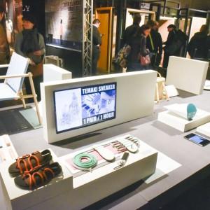 Wystawa prezentująca projekty finalistów ostatniej edycji konkursu