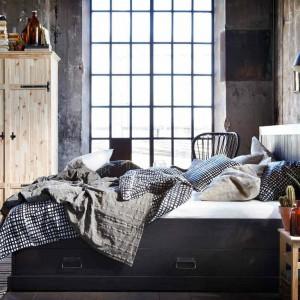 Łóżko Fjel. Fot. IKEA
