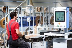 Nakłady inwestycyjne w przemyśle meblarskim w 2017 roku
