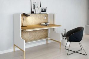 Biurko i krzesło - dobrana para w domowym kąciku do pracy
