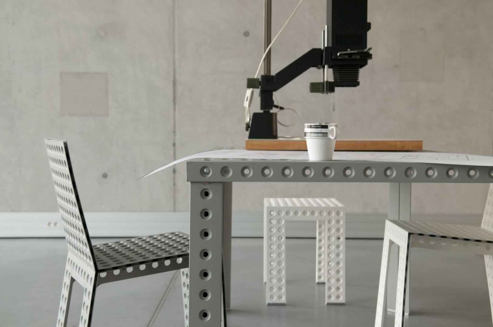 System 3+, projekt Oskar Zięta.
