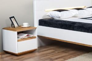 Wybierz szafkę nocną i stwórz przytulną sypialnię!