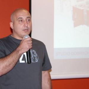 Arch. Konrad Zabiełło wyczerpująco przybliżył nowe możliwości programu Archicad (firma WSC Archicad)