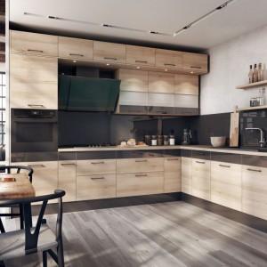 Urządzamy Dwukolorowe Kuchnie Przepis Na Niebanalne Wnętrze