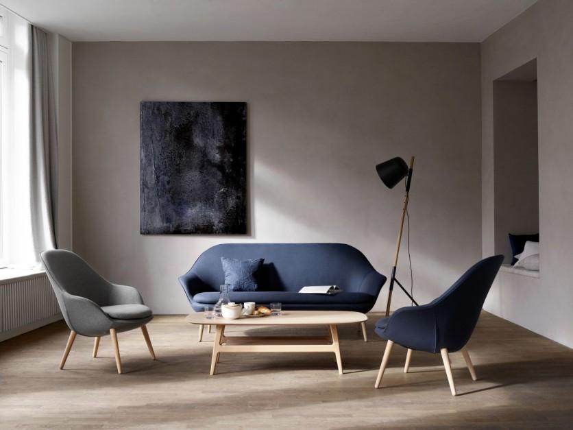 Sofa i fotele z kolekcji Adelaide firmy BoConcept. Projekt: Henrik Pedersen. Fot. BoConcept