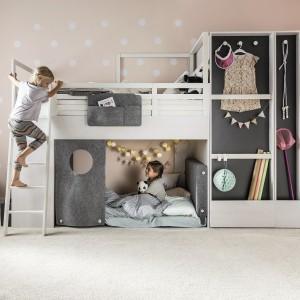 Mebel wielofunkcyjny z licznymi schowkami - kolekcja Nest. Fot. Vox