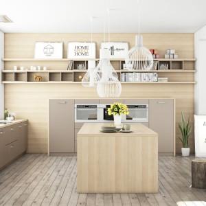Kuchnia firmy WFM. Fot. WFM Kuchnie