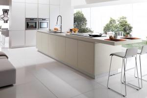 Minimalizm w kuchni - prostota, geometria i styl