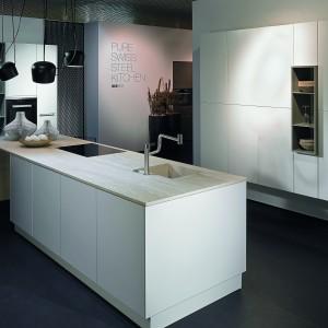 Kuchnia minimalistyczna. Fot. Alno
