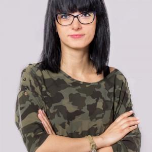 Natalia Nowak, ekspert Salonów Agata