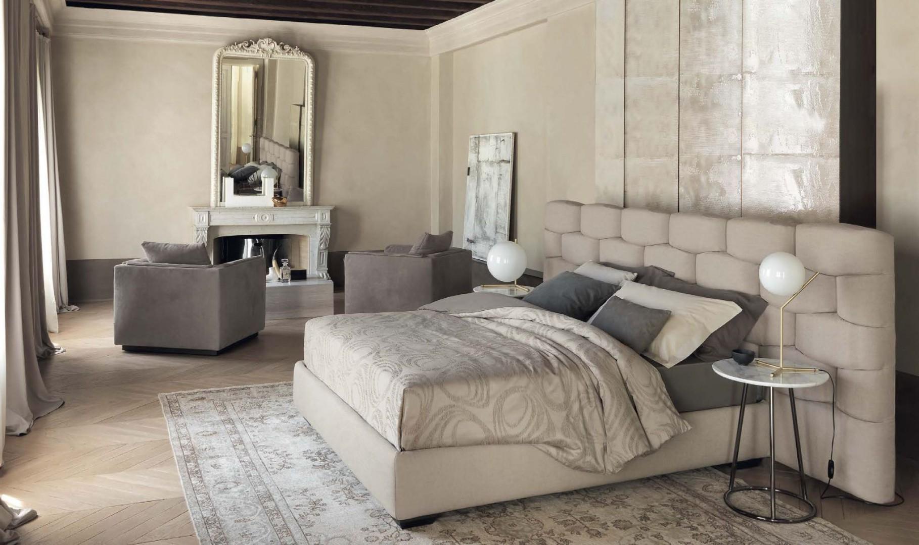 Sypialnia marki Flou