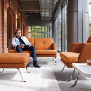 Kolekcja foteli i sof