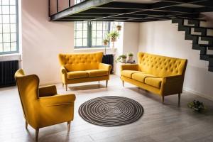 Meble pikowane - sposób na eleganckie wnętrze