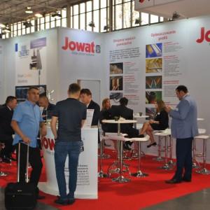Stoisko firmy Jowat na targach