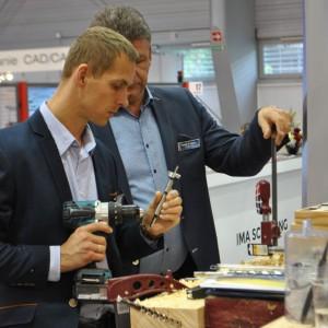 Stoisko marki Premium Tools. Fot. Mariusz Golak