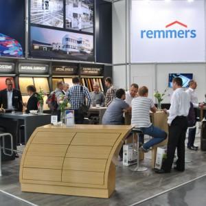 Stoisko firmy Remmers na targach