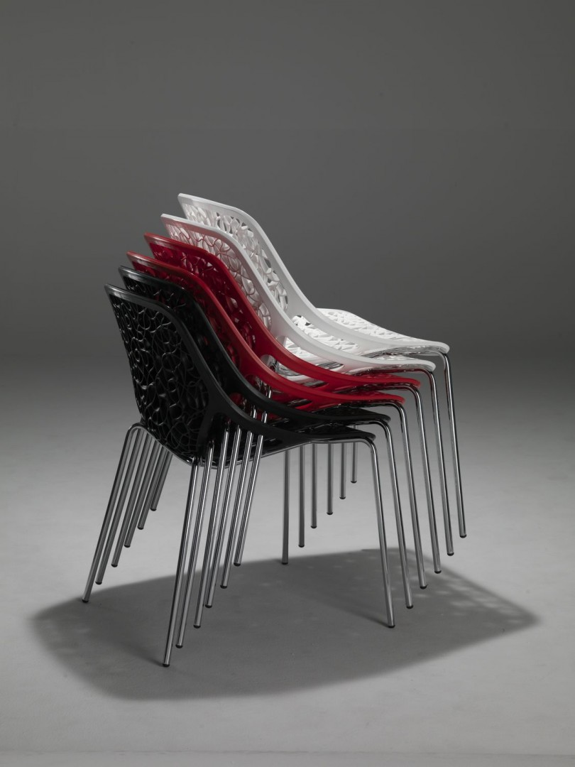 "Krzesła ""Caprice"" marki Casparini. Fot. Casparini"