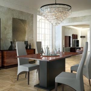 Krzesła z kolekcji Elegante. Fot. Mebin