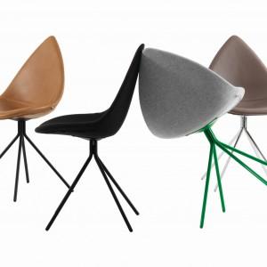Krzesła firmy BoConcept