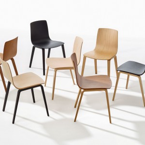 Krzesła marki Arper