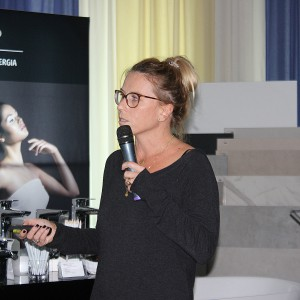Magdalena Stankiewicz reprezentowała markę Obo Bettermann