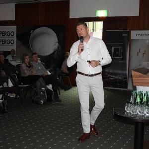 Przemysław Witoński, area sales manager Pergo