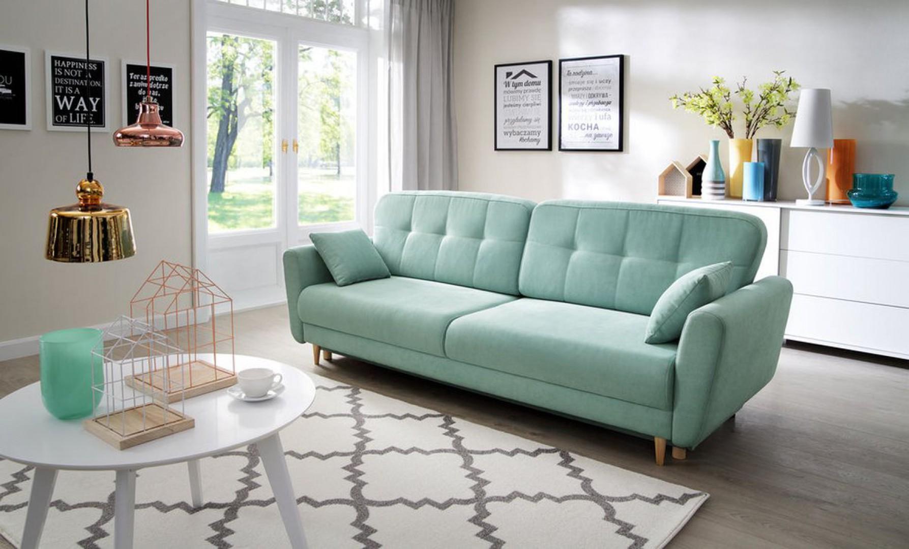 Sofa Dakota z oferty salonów Agata. Fot. Agata