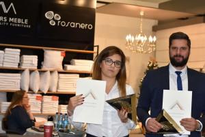 Firma Anders Meble otrzymała nagrodę za najlepsze stoisko