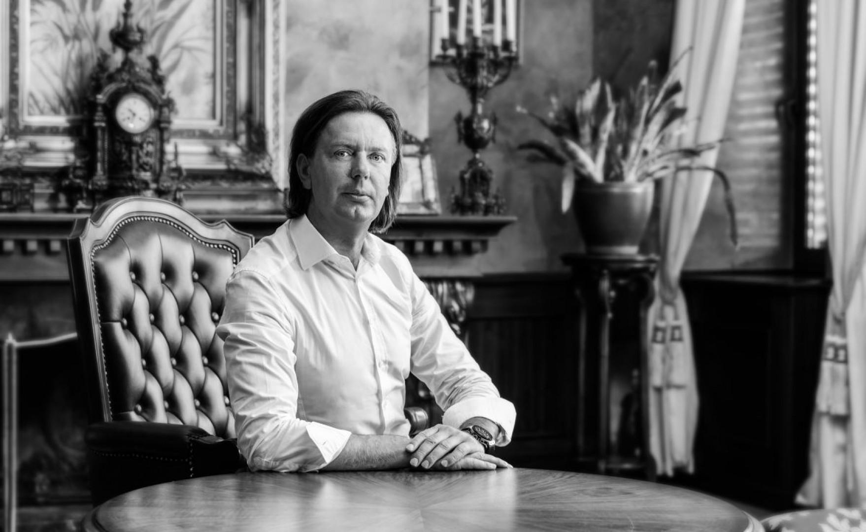 Wojciech Piłka, prezes zarządu firmy GTV. Fot. GTV
