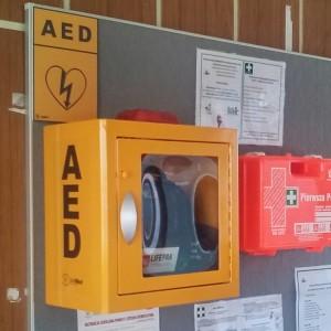 Defibrylatory AED w zakładach Forte