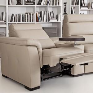 Narożnik Lounge z funkcją relax. Fot. Etap Sofa