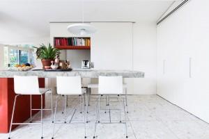 Białe fronty w meblach kuchennych - zobacz piękne wnętrza