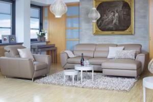 Pięć powodów, dla których warto wybrać skórzaną sofę