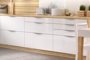 Systemy szuflad - rozwiązania optymalizujące nowoczesne kuchnie