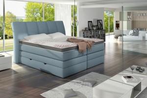 Łóżko kontynentalne: idealne dla lubiących wygodę