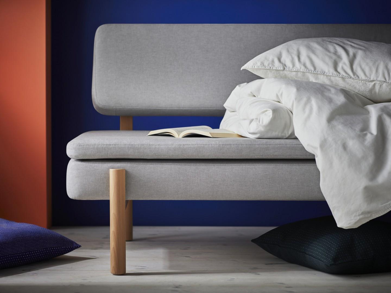 Sofa z kolekcji Ypperling firmy IKEA. Projekt: Hay. Fot. IKEA