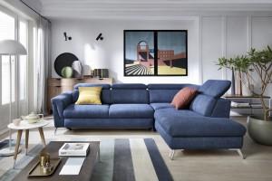 Wypoczynek w salonie. Wybieramy idealną sofę