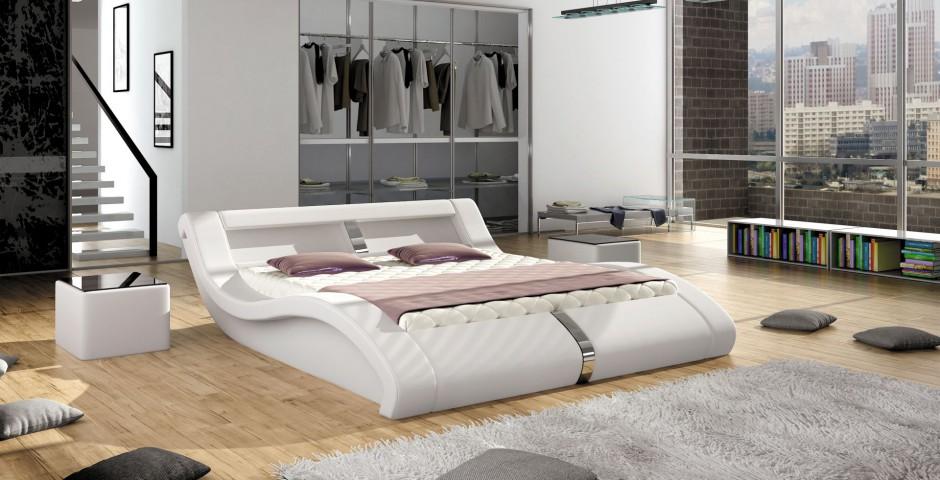 Łóżko Malibu firmy Wersal. Fot. Wersal
