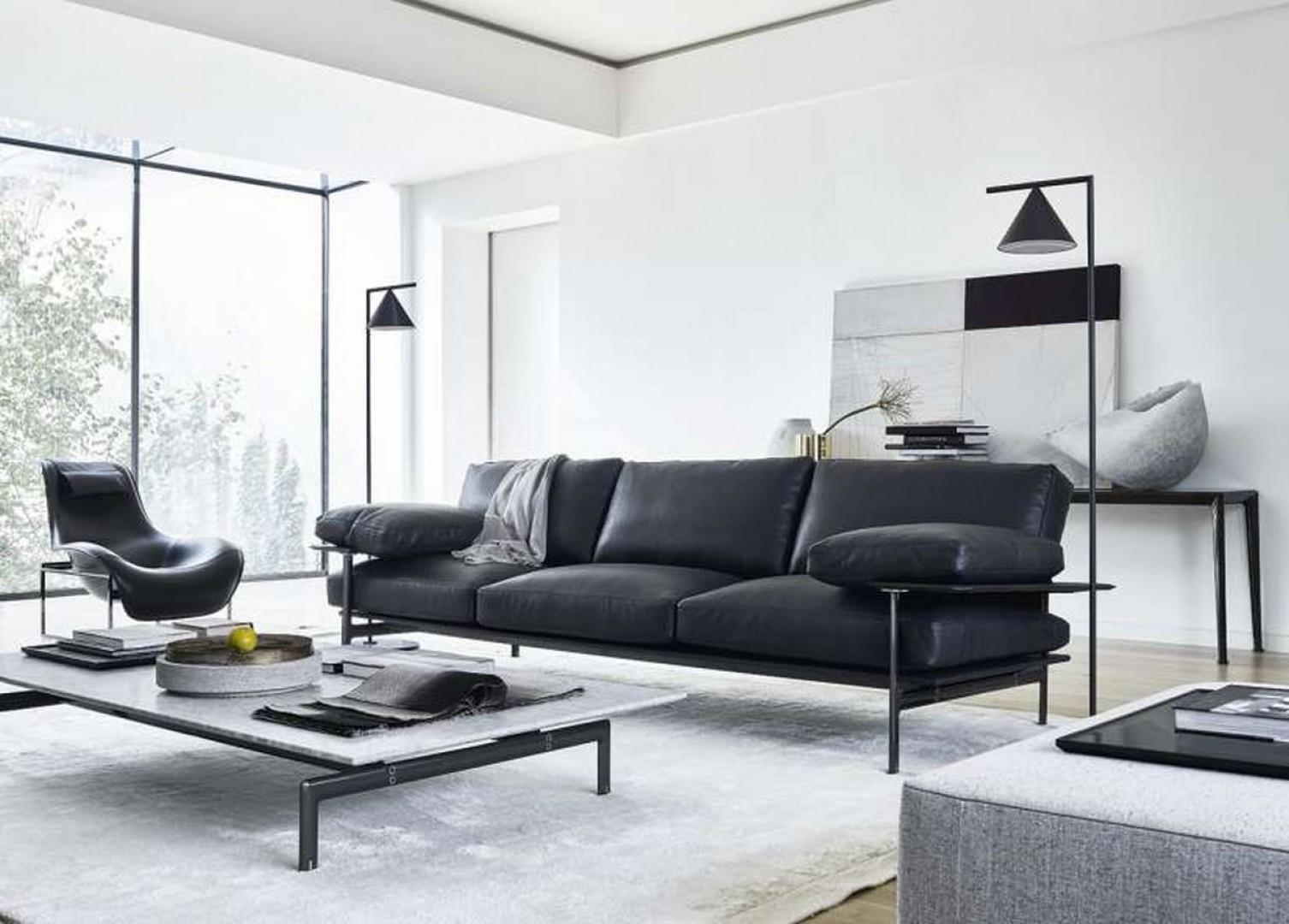 Sofa Diesis firmy B&B Italia. Projekt: Antonio Citterio. Fot. B&B Italia