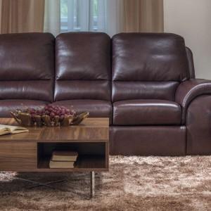Elegancja i prestić - to sofa Calypso. Fot. Kler