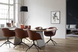 Jak urządzić jadalnię - propozycje w skandynawskim stylu