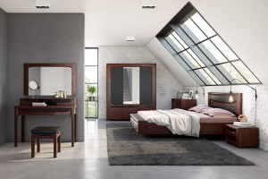 Klasyka w sypialni - wybierz eleganckie, ponadczasowe meble!