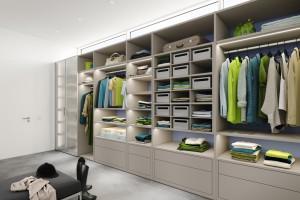 Jak funkcjonalnie zagospodarować domową garderobę?