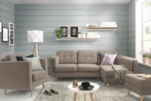 Sofa z funkcją spania - alternatywa dla tradycyjnej sypialni