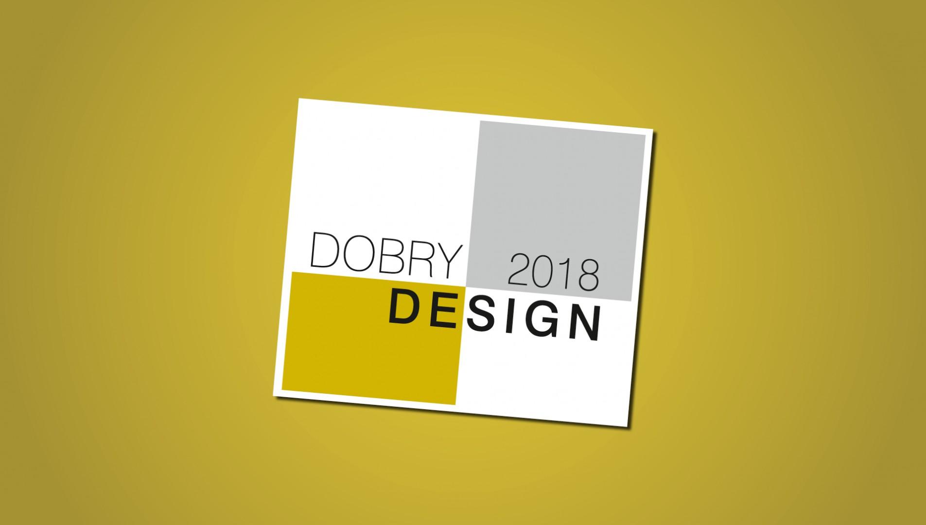 Konkurs Dobry Design 2018.