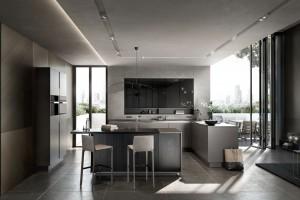 Designerskie kuchnie od niemieckich projektantów na polskim rynku