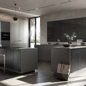 Pure Collection marki SieMatic. Fot. Studio Forma 96